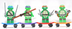 lego teenage mutant ninja turtles minifigures