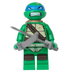 lego tmnt leonardo minifigure teenage mutant