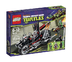 lego ninja turtles shredder dragon bike