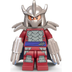 lego tmnt shredder minifigure teenage mutant