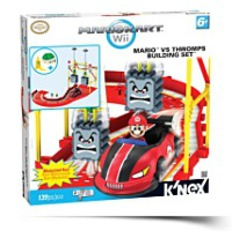 Knex Mario Kart Wii Bowsers Castle