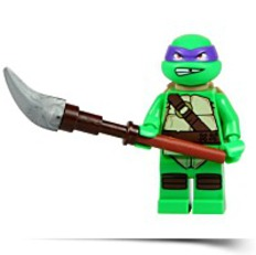 Lego 79105 Teenage Mutant Ninja Turtles