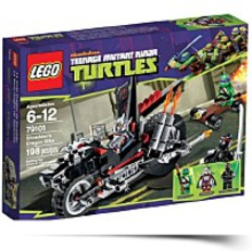 Lego Teenage Mutant Ninja Turtles 79101