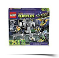 Lego Teenage Mutant Ninja Turtles Baxter