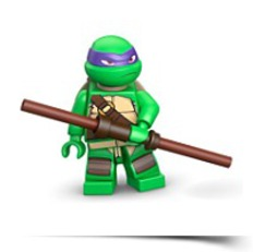 Discount Tmnt Donatello V1 Minifigure Teenage