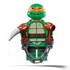 Discount Tmnt Michelangelo V2 Minifigure Teenage