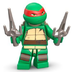 lego tmnt raphael minifigure teenage mutant