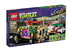 lego turtles shellraiser street chase playset