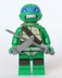 lego teenage mutant ninja turtles leonardo