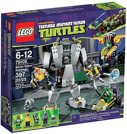 Teenage Ninja Mutant Turtles Set 79105